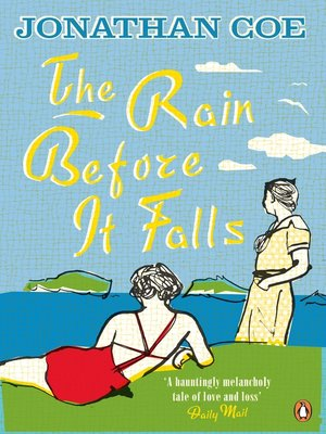 cover image of The Rain Before it Falls