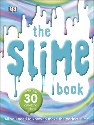 cover image of The Slime Book