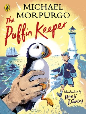 cover image of The Puffin Keeper