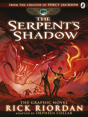cover image of The Serpent's Shadow: The Graphic Novel