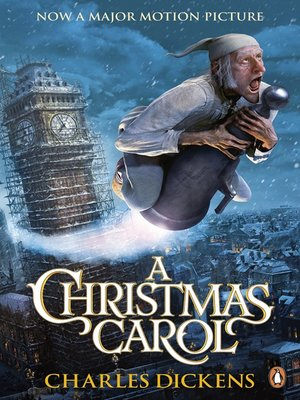 cover image of A Christmas Carol (film tie-in)