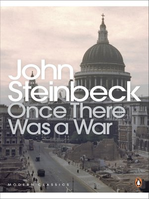 cover image of Once There Was a War