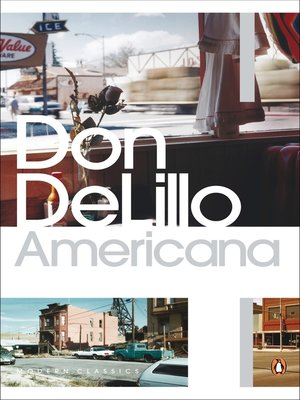 cover image of Americana