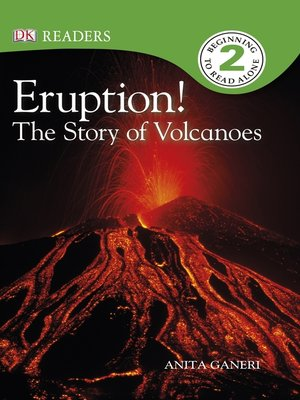cover image of Eruption!