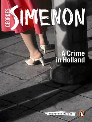 cover image of A Crime in Holland