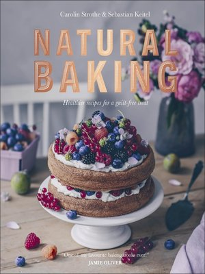 cover image of Natural Baking
