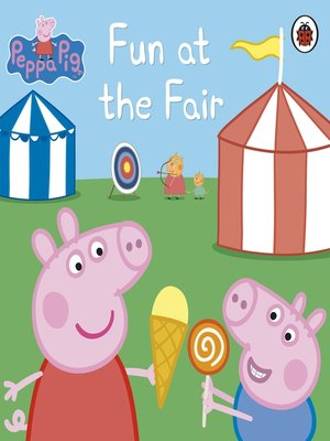 cover image of Fun at the Fair