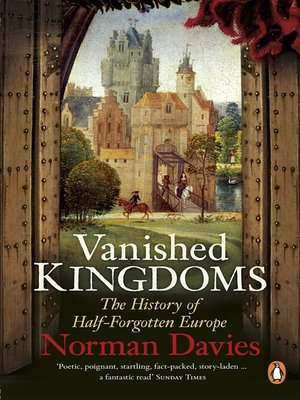 cover image of Vanished Kingdoms