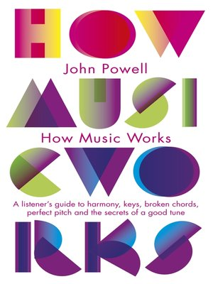 cover image of How Music Works