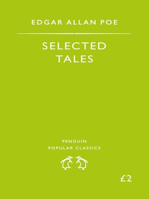 cover image of Selected Tales