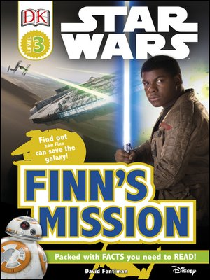 cover image of Star Wars Finn's Mission