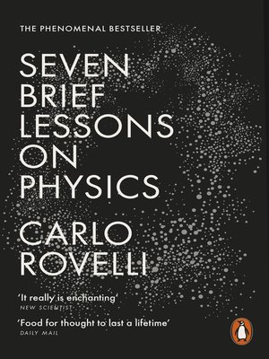 cover image of Seven Brief Lessons on Physics