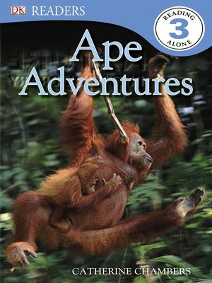 cover image of Ape Adventures