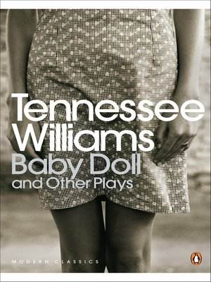 cover image of Baby Doll and Other Plays