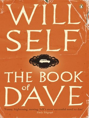 cover image of The Book of Dave