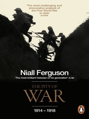 cover image of The Pity of War