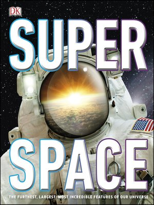 cover image of SuperSpace