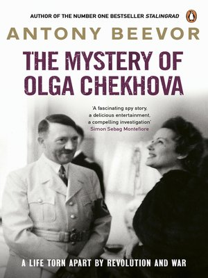 cover image of The Mystery of Olga Chekhova