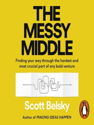 cover image of The Messy Middle