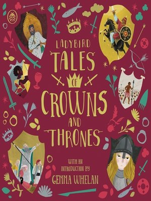 cover image of Ladybird Tales of Crowns and Thrones