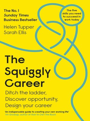 cover image of The Squiggly Career