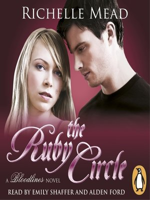 cover image of The Ruby Circle (book 6)
