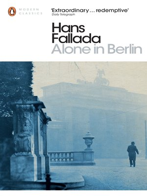 cover image of Alone in Berlin