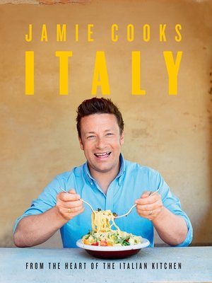 cover image of Jamie Cooks Italy