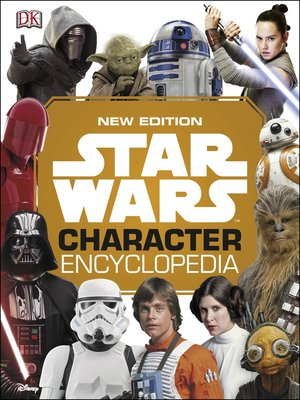 cover image of Star Wars Character Encyclopedia New Edition