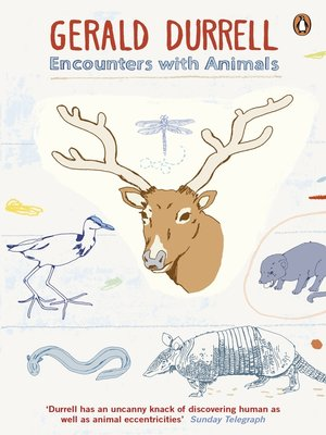 cover image of Encounters with Animals