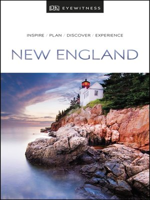 cover image of DK Eyewitness New England