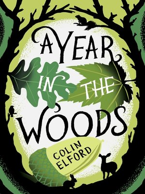 cover image of A Year in the Woods