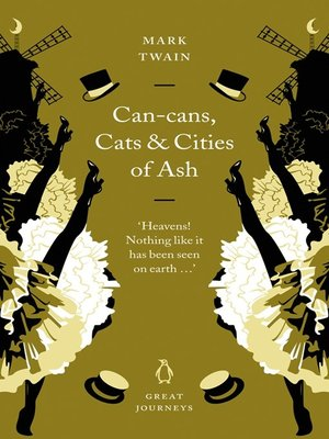 cover image of Can-Cans, Cats and Cities of Ash