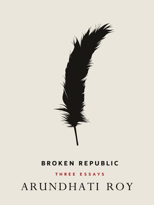 cover image of Broken Republic