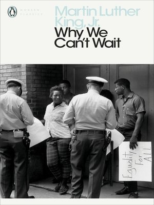 cover image of Why We Can't Wait
