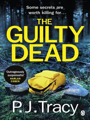 cover image of The Guilty Dead