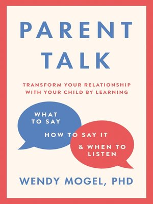 cover image of Parent Talk