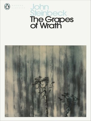 cover image of The Grapes of Wrath