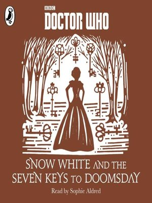 cover image of Snow White and the Seven Keys to Doomsday