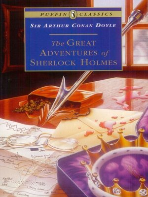cover image of The Great Adventures of Sherlock Holmes