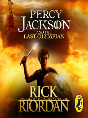 cover image of Percy Jackson and the Last Olympian (Book 5)