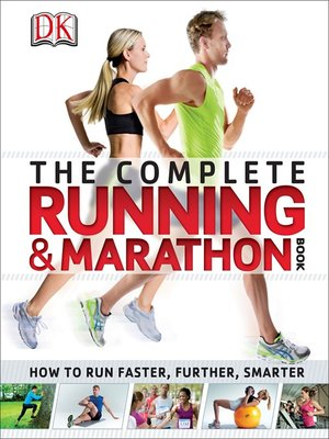 cover image of The Complete Running and Marathon Book