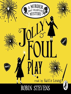 cover image of Jolly Foul Play