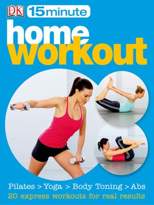 cover image of 15 minute Home Workouts