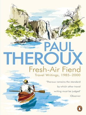 cover image of Fresh-air Fiend