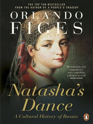 cover image of Natasha's Dance