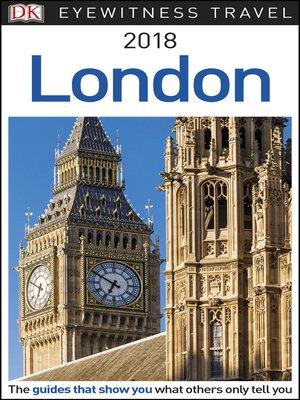 cover image of DK Eyewitness Travel Guide London