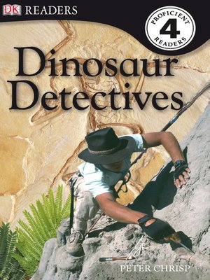cover image of Dinosaur Detectives