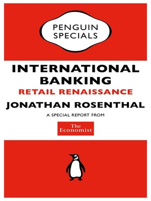cover image of The Economist:  International Banking (Penguin Specials)