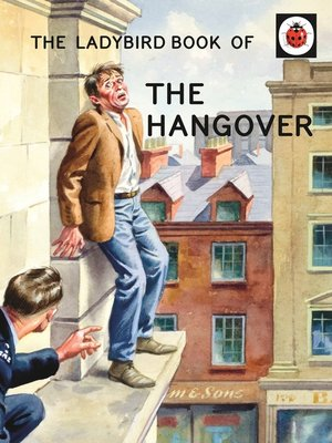 cover image of The Ladybird Book of the Hangover